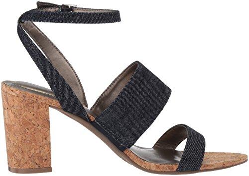 Denim Sandalo Con Tacco A Spillo Donna Bandolino