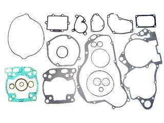 Outlaw Racing OR3758 Complete Full Engine Gasket Set Suzuki RM250 2001-2002 Dirt Kit
