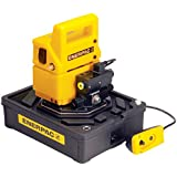 Enerpac PUD-1100B Economy Electric Pump with 1,9 Liters Usable Oil Capacity and 115 Volt