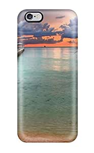 Hot The Pier And Green Water Artistic Earth Nature Other First Grade Tpu Phone Case For Iphone 6 Plus Case Cover