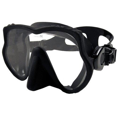 Promate Raven Frameless Mask (Black)]()