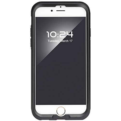 iPhone 6 Case, GENIX CASE® Armor Series iPhone 6 Case for iPhone 6, [Two Layer][Ultra Slim][Shock Absorbing] iPhone 6 Case (Black/ Black)