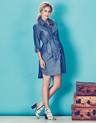 See the TOP 10 Best<br>Belted Denim Dress