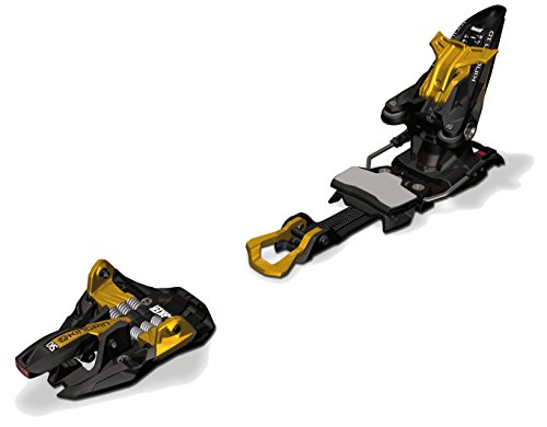 Marker Kingpin 10 Ski Binding 2016 - Black/Gold 75-100mm by Marker