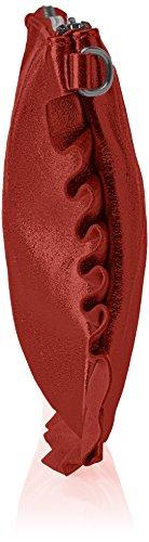 Hombro Rosso rosso De Bolso 1631 Mujer Chicca Rojo Borse x16T6O