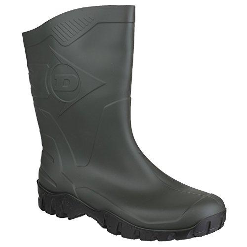 Dunlop Herren Gummistiefel Dee Calf K580011 (41 EU) (Grün)