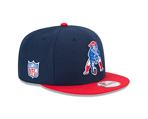 NFL Historic New England Patriots Baycik 9FIFTY Snapback