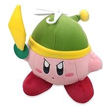 Little Buddy Kirby's Adventure 6-Inch Link/ Sword Plush