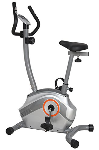 US Pride Furniture FN98003B Gym for Fitness Upright Magnetic Exercise Bike US Pride Corp -- DROPSHIP