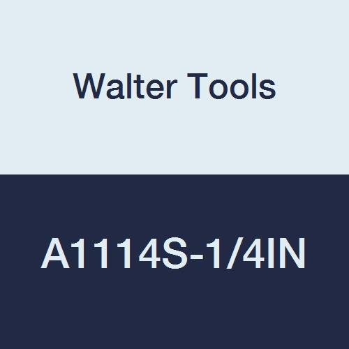 66 mm Overall Length Walter Tools A1114S-1//4IN 1//4 HSS NC Spot Drill 53 mm Extension Length 1.83 mm Length of Cut