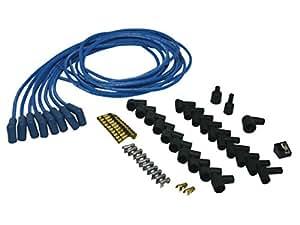 Amazon Com Moroso Mor 73225 Spark Plug Wires Blue Max