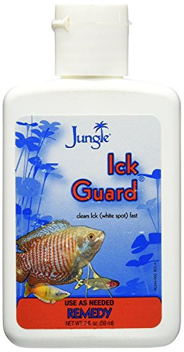 Jungle NL044 Ick Guard Liquid, 2-Ounce, 59-ml