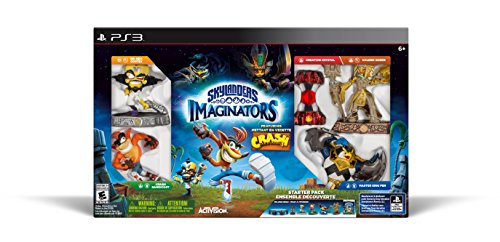 Which are the best crash bandicoot skylanders imaginators starter pack available in 2019?