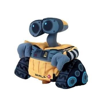 "Disney Wall-E transformar 12 ""Wall-E suave juguete"