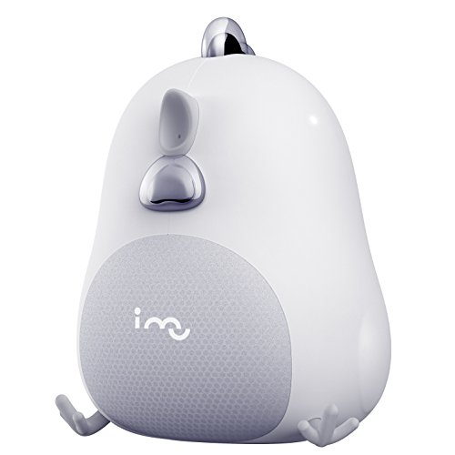 I-MU IXiao JI Cute Speaker, Gift to the Valentine's, Gift to the kids, Bluetooth Speaker Wireless, with Built in Mic for Iphone, Ipad, galaxy, LG and Android Tablets