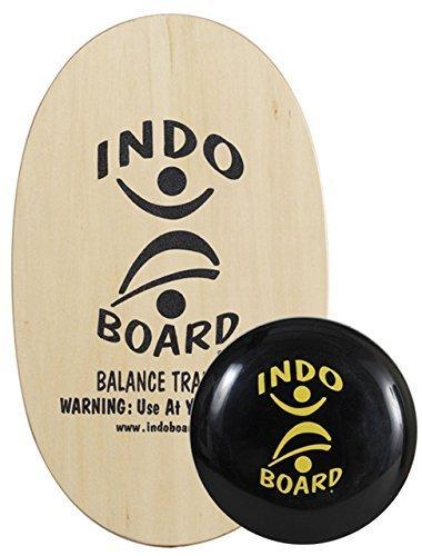 Indo Board OriFLO GF - Natural Original FLO GF-Standing Desk Balance Accessory, Natural NVU Electronics Inc.