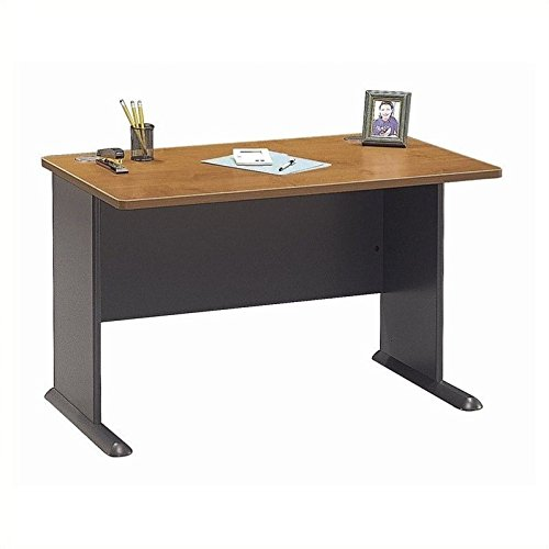 (Bush Business Furniture Office Advantage Desk 48