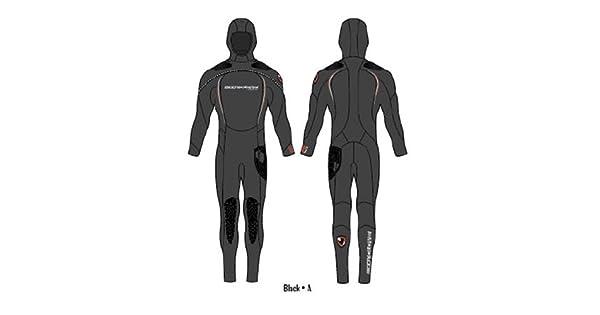 Amazon.com: Body Glove Stealth - Traje de buceo con capucha ...