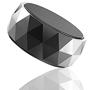 BAXIA TECHNOLOGY Portable Bluetooth Speakers, Mini Bluetooth Speaker With Super Bass, Blult-in Micophone Outdoor Home Wireless Speaker for iPad iPod iPhone