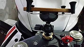 X Web Grip Mount Phone GPS Navigation Cradle Holder for Kawasaki Ninja 400//250,ER-6F,Ninja 650,ZG1400 Concours14,Z1000SX,Ninja 1000,ZX-14R Ninja,ZZR 1400,ZX600 Ninja ZX-6RR,Ninja ZX-6R