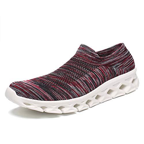 Running Marrone Tqgold Corsa Donna Da Casual Ginnastica Scarpe All aperto  Interior Sportive Sneakers Basse Fitness ... 4f31f873062