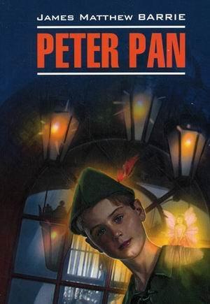 Peter Pan (kn.d / cht.na angl.yaz., neadapt.) / Piter Pen (kn.d/cht.na angl.yaz.,neadapt.)