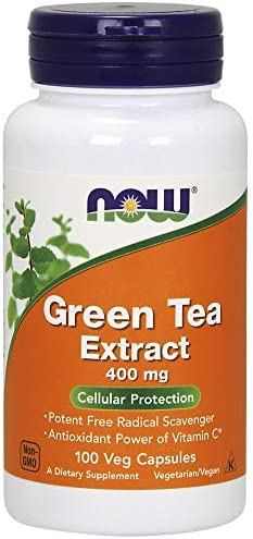 NOW Supplements Green Tea Extract