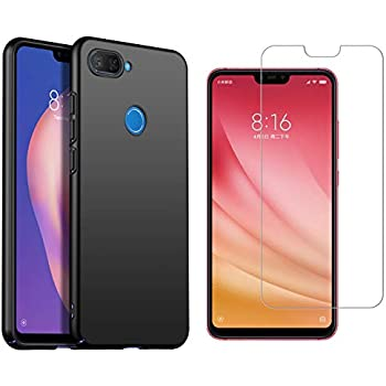 Amazon.com: Spigen Rugged Armor Designed for Xiaomi Mi 8 ...