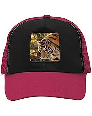 Unisex Strong Tiger Adjustable Classic Hiphop Hat Baseball Cap Snapback Dad Hat