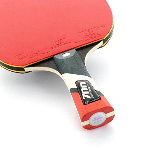 Cornilleau Perform 700 – Raqueta de tenis de mesa de 4 estrellas