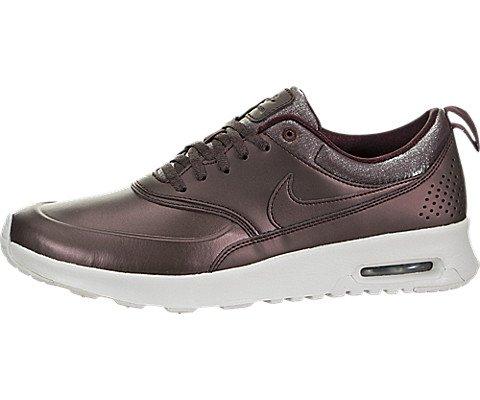 11ab44caa2a Galleon - NIKE Air Max Thea Premium Women s Shoes Metallic Mahogany  616723-900 (5.5 B(M) US)