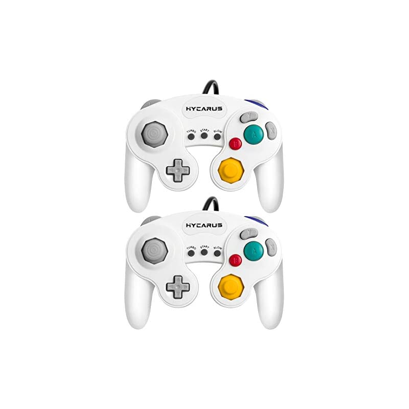 Gamecube Controller, Hycarus 2 Packs 9 F