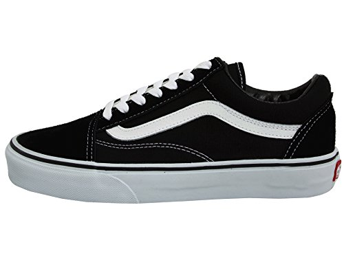 Noir canvas blanc Multicolore Basses Vans Sneakers true Homme Black White fBCqn7I