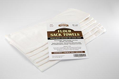 Pure Quality Flour Sack Towels