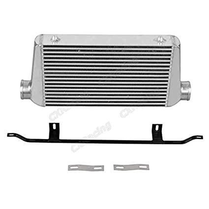 Amazon.com: CX Intercooler + Mounting Bracket For 08-16 Genesis Coupe Turbo Applications: Automotive
