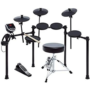 Amazon com: Carlsbro CSD130 Electronic Drum Set with