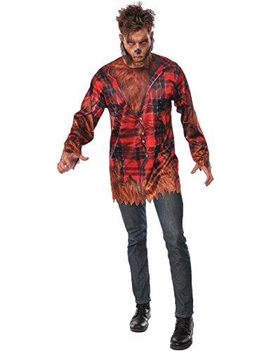 Rubie's Men's Werewolf Costume, As Shown, Standard