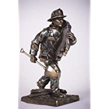 Amazon not just an empty box fireman responding call statue by not just an empty box sciox Gallery
