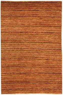 (Safavieh Organica Collection ORG212A Hand-Knotted Red and Multi Wool Area Rug (2' x)