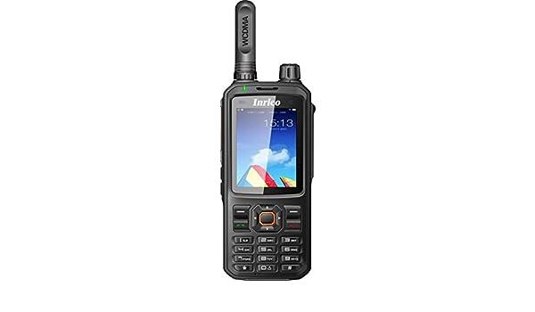 Walkie Talkies, Two-Way Radios INRICO T298S 3G 400-470 MHZ UHF ...