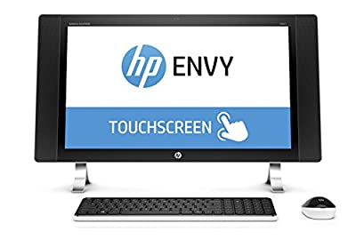 HP ENVY 27-p021 27-Inch All-in-One Desktop (Intel Core i5-6400T, 8 GB RAM, 2 TB HDD,Windows 10 Home)