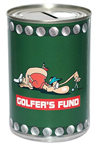 CanTastic Golfers Fund, Savings Tin, Standard