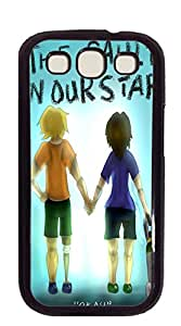 TUTU158600 Cute Cartoon Back Cover case for samsung galaxy s3 purple - fault in our stars in hand