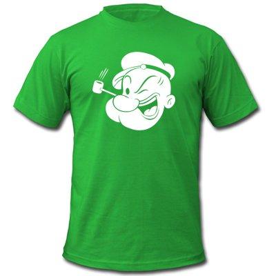 POPEYE - TUT TUT - Kinder T-Shirt Gr. 86 bis 164 Diverse Farben