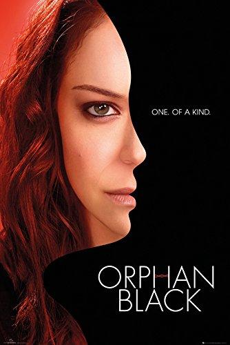 GB eye Orphan Season 2 Sarah Maxi Poster, Multi-Colour by GB Eye Limited
