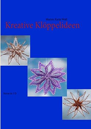 Kreative Klöppelideen: Sterne in 3 D
