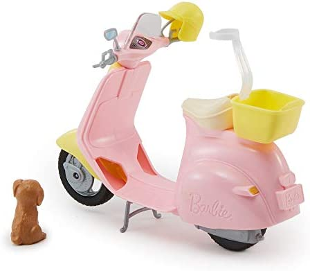 Amazon.com: Barbie Scooter: Toys & Games