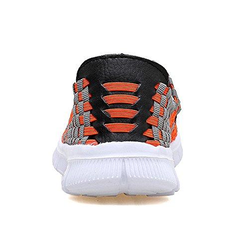 Mujer Orange FZDX para 075 Zapatillas xw8E7zEqX