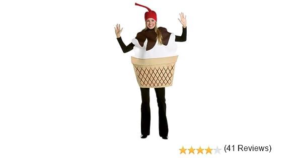 Ice - Disfraz de helado para mujer, talla única (RI7152): Amazon ...