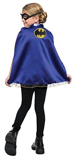 [Imagine by Rubies DC Comics Batgirl Mask and Cape Set] (Batgirl Costumes Set)